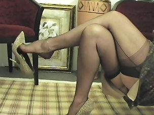 Free Stockings Porn Videos